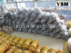 PC100-5, PC200, PC300 Track Roller for Excavator Parts Komatsu pictures & photos