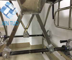 Economic Surgical Room Electric Obstetric Operation Table Manual Operating Surgery pictures & photos