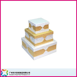 Customized Rigid Cardboard Gift Boxes (XC-1-043) pictures & photos