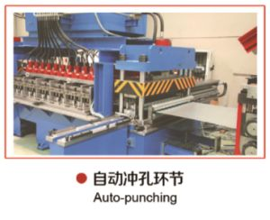 High Efficiency High-Precision Made in China Granary Cladding Roll Forming Machine Line pictures & photos