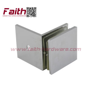 Durable Brass Frameless Shower Glass Door Clamp (GCS. 90W. BR) pictures & photos