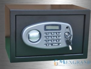 LCD Electronic Home and Office Safe (MG-CD200-3) pictures & photos