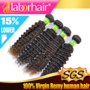 7A 18′′ Kinky Curl 100% Brazilian Virgin Remy Human Hair Extension Lbh 170 pictures & photos