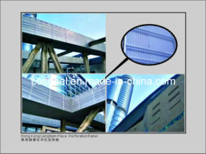 Aluminum/Aluminium Perforated Panel with High Quality pictures & photos