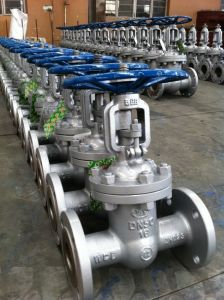 DIN F5 Series Rising Stem Gate Valve (DN50 PN16) pictures & photos