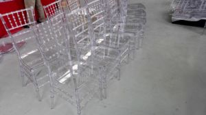 Clear Resin Chiavari Chair Tiffany Chair for Party, Event, Wedding pictures & photos