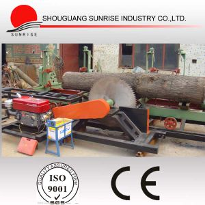 Pcy5000-4 Circular Sawmill with Carriage
