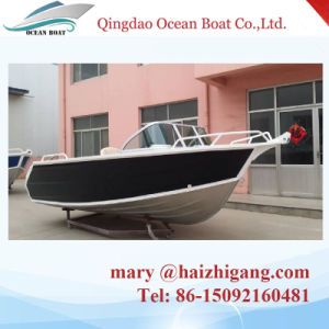 4.5m 15FT Runabout Fishing Sports Boats with Outboard Engine Motor Yacht pictures & photos