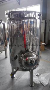 500L Stainless Steel Insulate Mash Tun with False Bottom pictures & photos