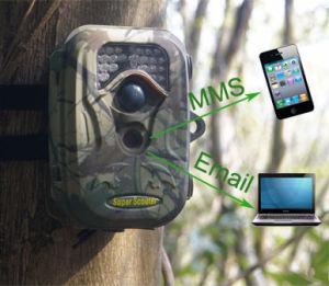 China 12MP MMS Hunting Trail Scouting Camera Trap - China Game ...