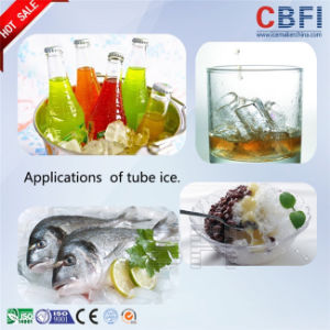 Flate Ice Cutting Big Capacity 20 Tons Tube Ice Machine pictures & photos