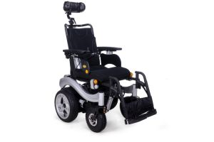 2017 Enjycare Basic Power Wheelchair with Aluminum Frame for Tilt pictures & photos