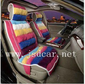 Rainbow Cartoon Car Seat Cushion (JSD-P0096) pictures & photos