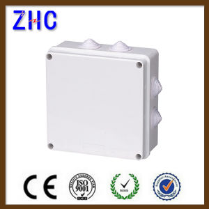 OEM Anti-Dust PVC Electrical Junction Terminal Box pictures & photos