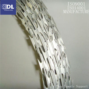 2017 Hot Dipped Galvanized Razor Barbed Wire (KDL-16) pictures & photos