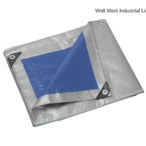 Cut Size Standard Duty Tarp Reinforced Corners pictures & photos