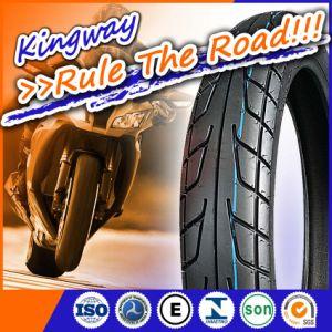DOT E-MARK Motor Street Rubber Bias Tyre 90/90-18 pictures & photos
