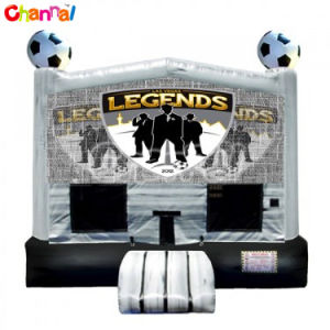 Soccer Sport Arena Inflatable Bouncy Jumper Bb291 pictures & photos