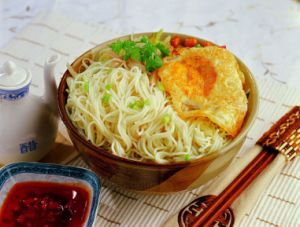 Lvshuang 400 Noodles pictures & photos