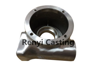 Stainless Gearbox House Lost Wax Casting of Silical Sol Shell pictures & photos