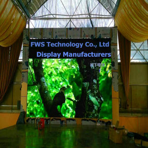 Rental Indoor P2.5 HD Fullcolor LED Display Screen pictures & photos