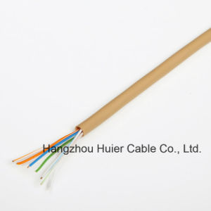 High Quality 2/3/4/6/8/10 Pairs Cat3 Telephone Cable pictures & photos