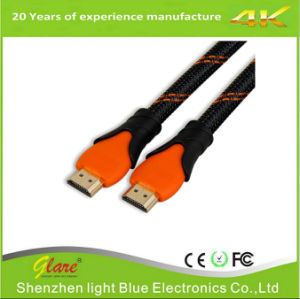 Support 4K*2K HDMI 2.0 Cable pictures & photos