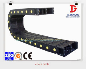Dongjun Long Lifetime Tez Bridge Plastic Cable Drag Chain for Cables Supplier in Hebei