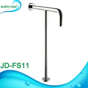 Floor Mounted Stainless Steel 304 Toilet Handrail pictures & photos