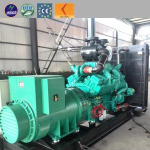 Ce 24kw-500kw Natural Gas Power Cummins Engine Generator pictures & photos