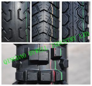 Taiwan Quality Motorcycle Tires with Stable Quality and Competitive Price pictures & photos