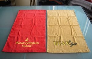 100% Cotton Custom Printed Hand Towel pictures & photos