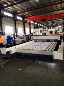 CNC Router for Stone Carving and Engraving Processes pictures & photos