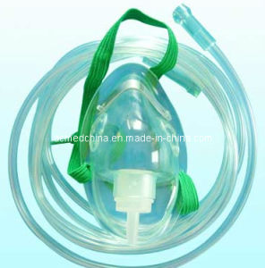 Oxygen Mask with Tubing pictures & photos