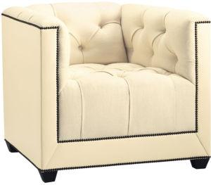 Low Back Accent Chair Modern Club Chair (WGK8014)