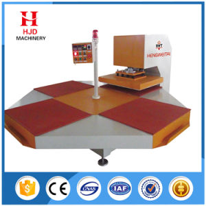 Multicolor Sublimation Rotary T-Shirt Lanyard Heat Press Printing Machine pictures & photos