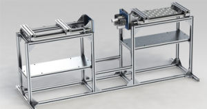 Aluminum Checking Fixture Tooling Support Shelf pictures & photos