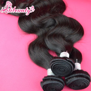 100% Raw Wholesale Unprocessed Body Wave Human Hair Extension pictures & photos