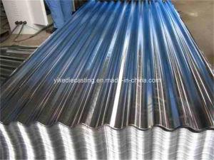 Gi Corrugated Steel Plate, Steel Roofing Shingles