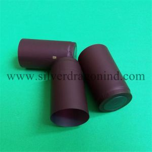 Heat Sensitive PVC Shrink Cap for Bottle Packaging, Bottle Cover pictures & photos