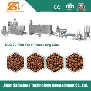 Large Output Automatic Pet Food Pellet Production Line pictures & photos