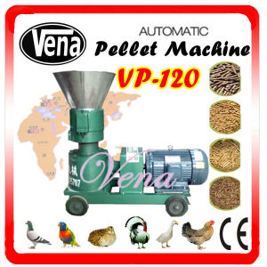 High Efficency Full Automatic Feed Pellet Mill with CE Certification (VP-120) pictures & photos