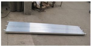 All Aluminum Plank with Ce