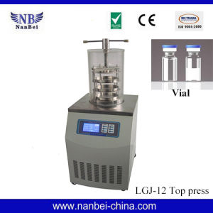Sales for Mini Vacuum Food Freeze Dryer pictures & photos