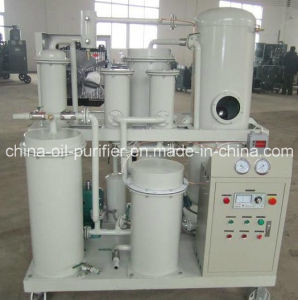 Gas Steam Turbine Oil Water Removal Filtration Machine pictures & photos