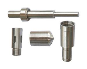 Machinery Motor Spare Parts CNC Turning Steel Shaft/ Axis pictures & photos