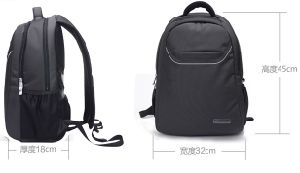 "Fashion and Leisure Laptop School Backpack for 15.4"" pictures & photos"