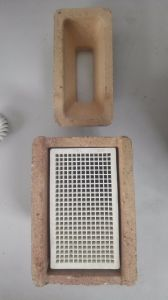 Permeability Is Good Heat Insulating Riser for Foundry pictures & photos