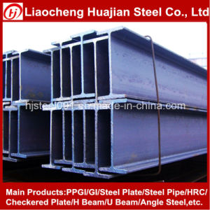Wholesale Q345b New Design Hot Sale Steel H Beam in China pictures & photos
