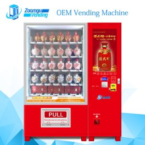Large Capacity Beverage Automatic Vending Machine with Coin and Bill Acceptor pictures & photos